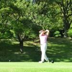 頚椎椎間板ヘルニアと診断されてもゴルフは出来るのをご存知ですか?